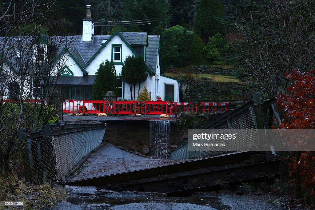 Blairgowrie United Kingdom  City pictures : fall in Perthshire on January 4, 2016 in Blairgowrie, United Kingdom ...