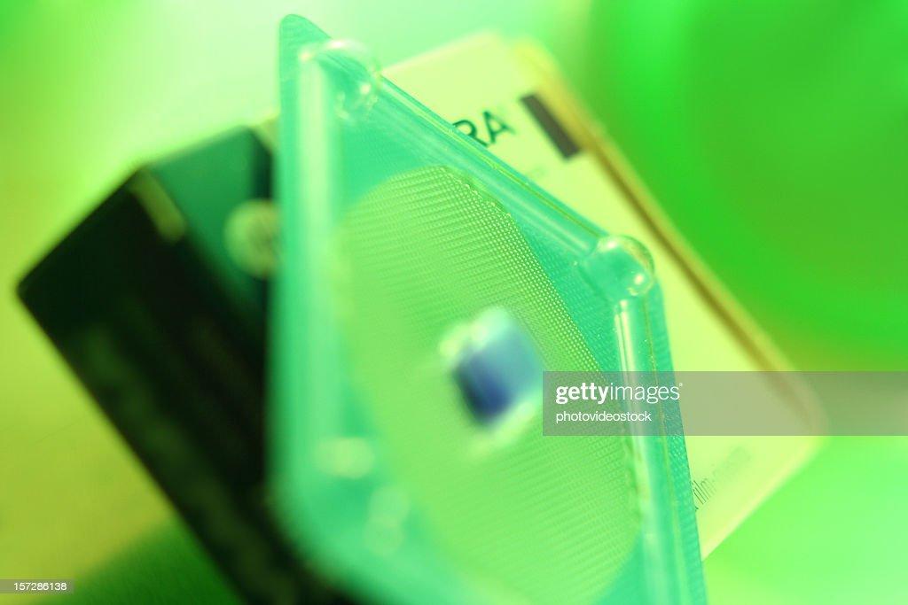 The blue love pill (Viagra) : Stock Photo