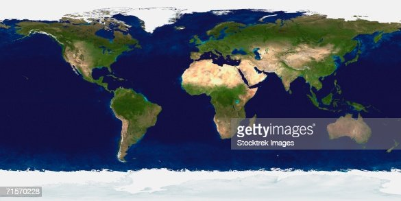 'The Blue Marble: Land Surface, Ocean Color and Sea Ice.'