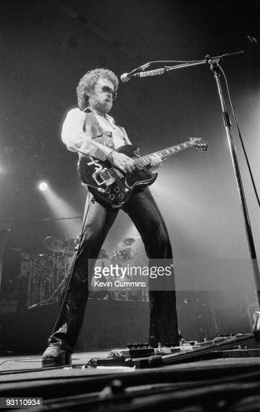 The Blue Oyster Cult live at 5th Avenue Manchester 28th April 1978