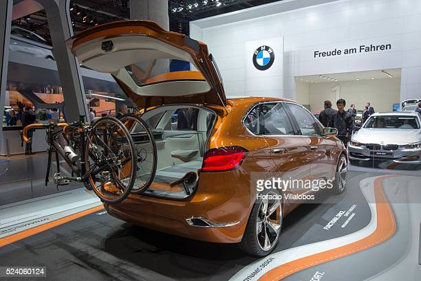 Bmw Concept Active Tourer Outdoor Stock Photos And Pictures Getty