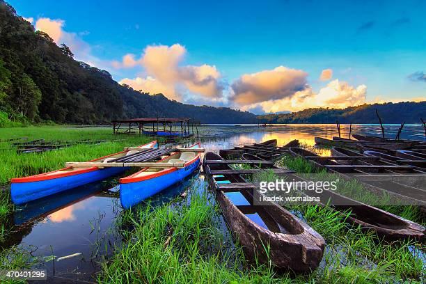 the boat of tamblingan