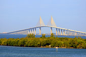 The Bob Graham Sunshine Skyway Bridge