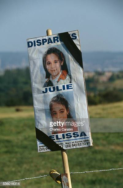 The bodies of Julie Lejeune and Melissa Russo where found in the house of Belgian killer and rapist Marc Dutroux | Location GraceHollogne Belgique