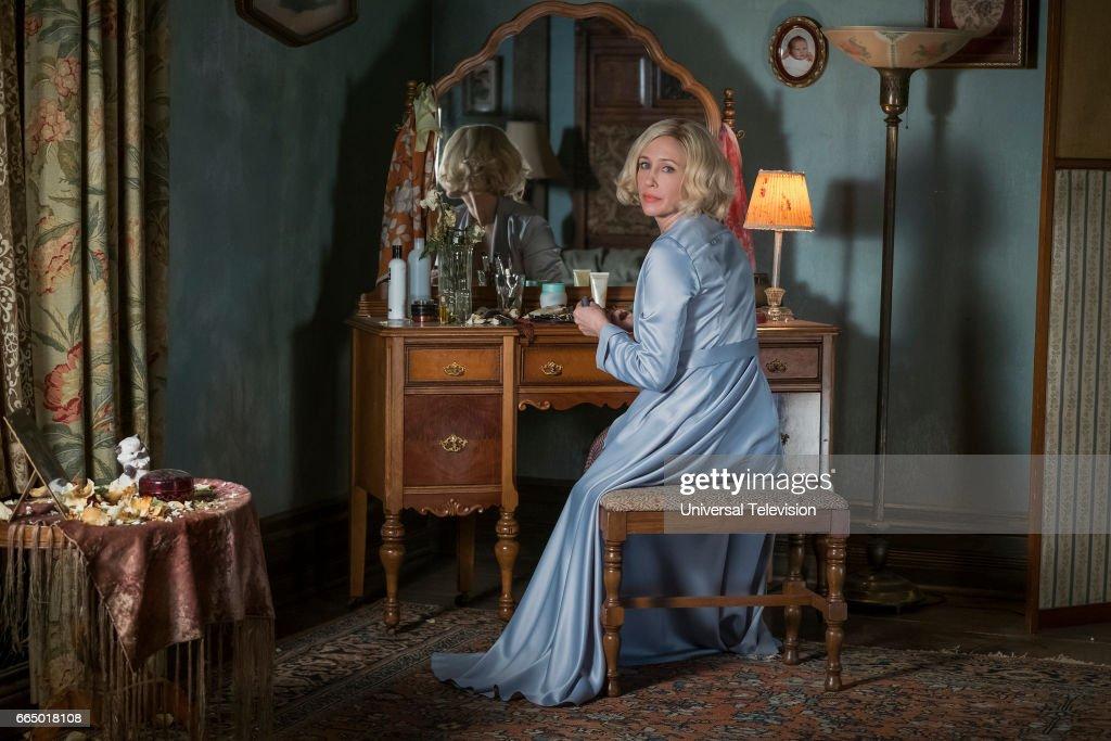 MOTEL -- 'The Body' Episode 508 -- Pictured: Vera Farmiga as Mother --