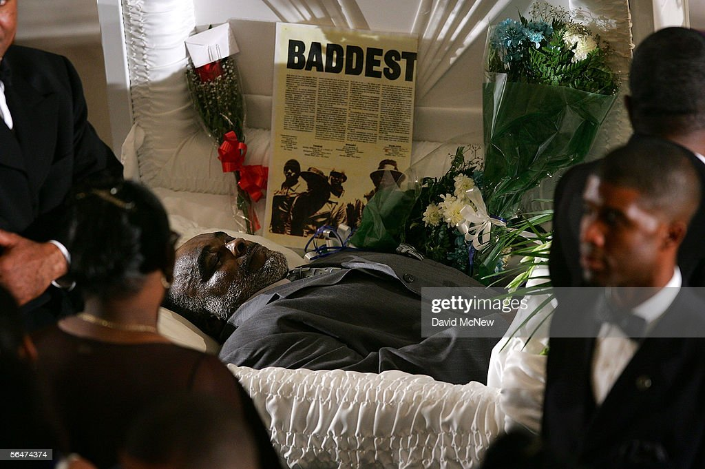 Funeral held for executed crips founder stan quot tookie quot williams getty