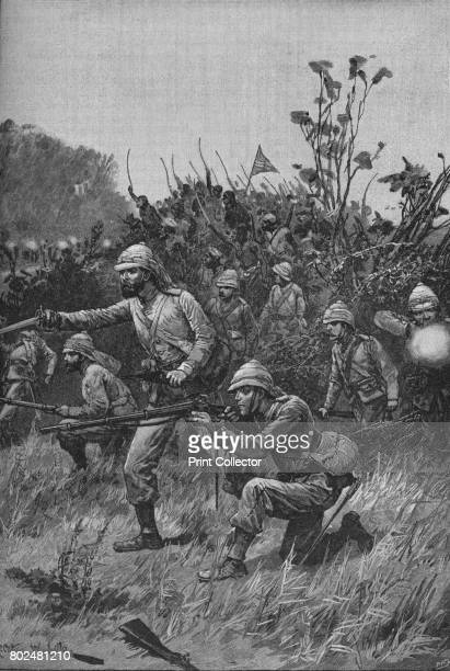 The Bonny Men Led The Advance 1902 The Battle of Amoaful was a battle fought on 31st January 1874 during the Third AngloAshanti War From Battles of...