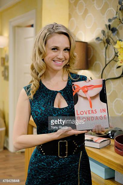 MELISSA JOEY 'The Book Club' Joe finds himself in a compromising position with a bondage author that Mel invited to her book club on all new episode...