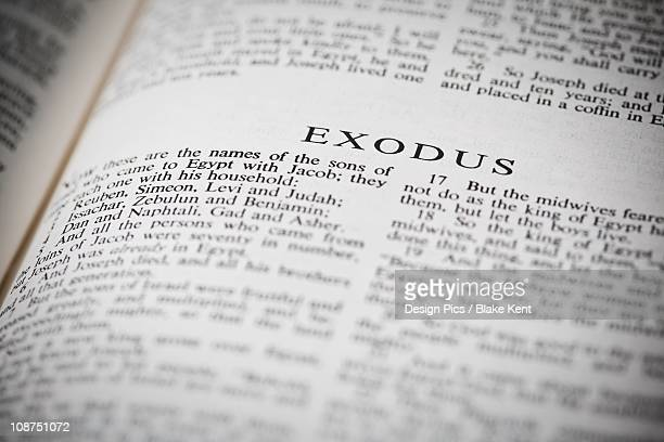 The Book Of Exodus From The New American Standard Bible