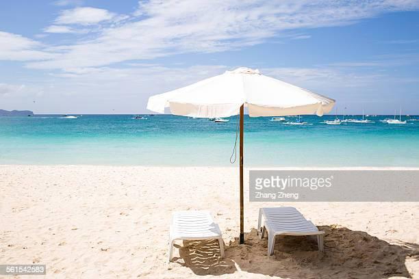The Boracay Beach