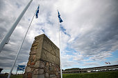 The border between Scotland and England on the A1 trunk road at Lamberton north of BerwickuponTweed The A1 was designated in the 1930s as the major...