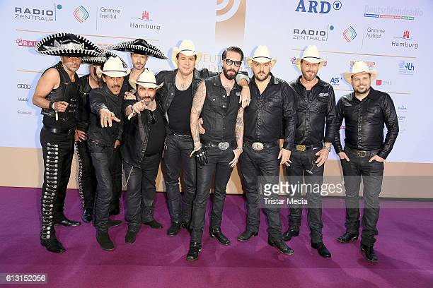 The BossHoss attends the Deutscher Radiopreis 2016 on October 6 2016 in Hamburg Germany