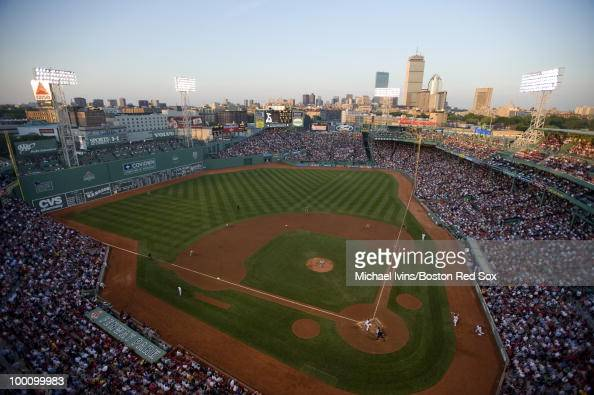 The Boston Red Sox hosted the Minnesota Twins for a twogame home stand at Fenway Park on May 20 2010 in Boston Massachusetts