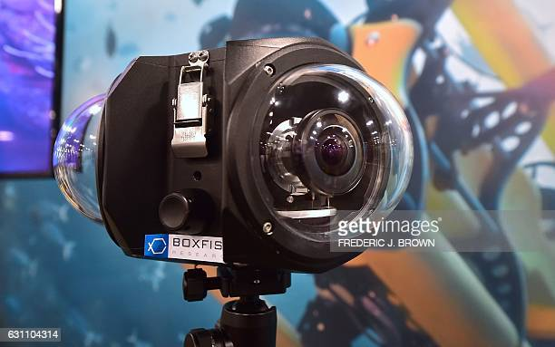 The Boxfish 360 the world's only underwater 360 camera designed to revolutionise the capture and presentation with full spherical 5k video going down...