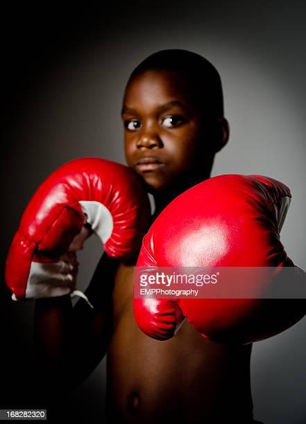 Les gants de boxe