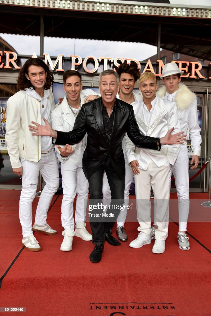 'Boybands Forever' Photo Call In Berlin