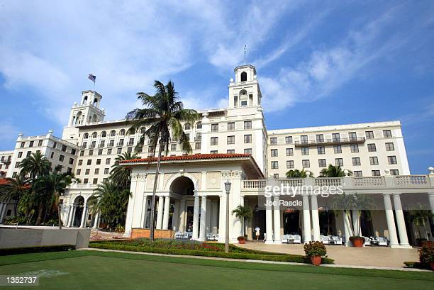 The Breakers Hotel where it is reported that TV news host Bryant Gumbel and Hilary Quinlan were married August 24 2002 in Palm Beach Florida