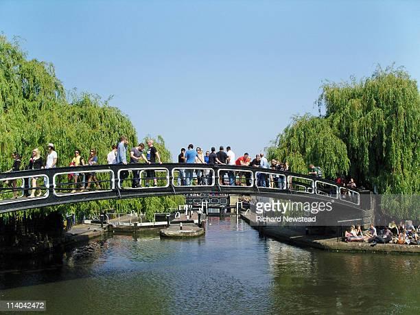 The Bridge at Camden Lock