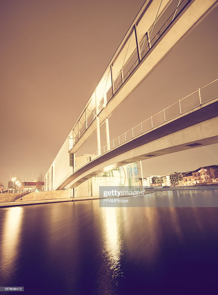 The Brücke : Stock-Foto