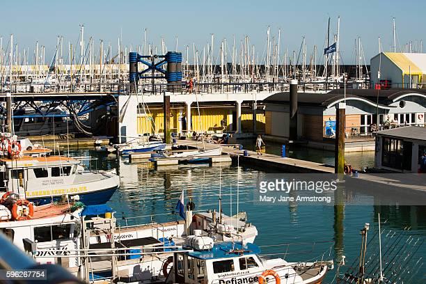 The Brighton and Hove Marina