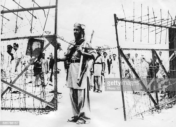 1947 the British air force carries out the most important refugee evacuation of all times It transports thousands of refugees heading for India...