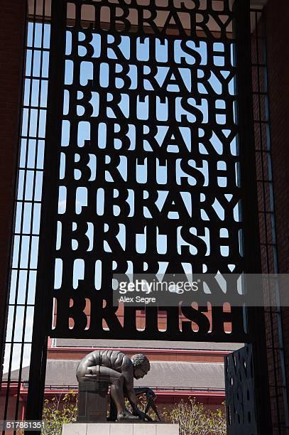 The British Library London UK