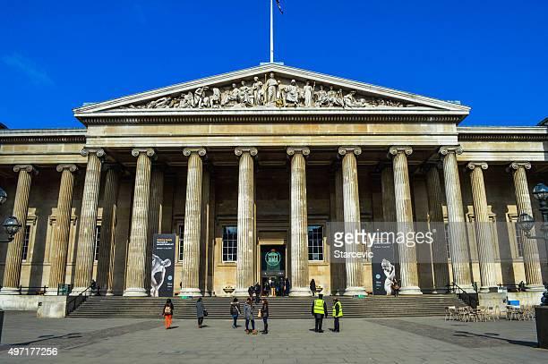 The British Museum in London, GB