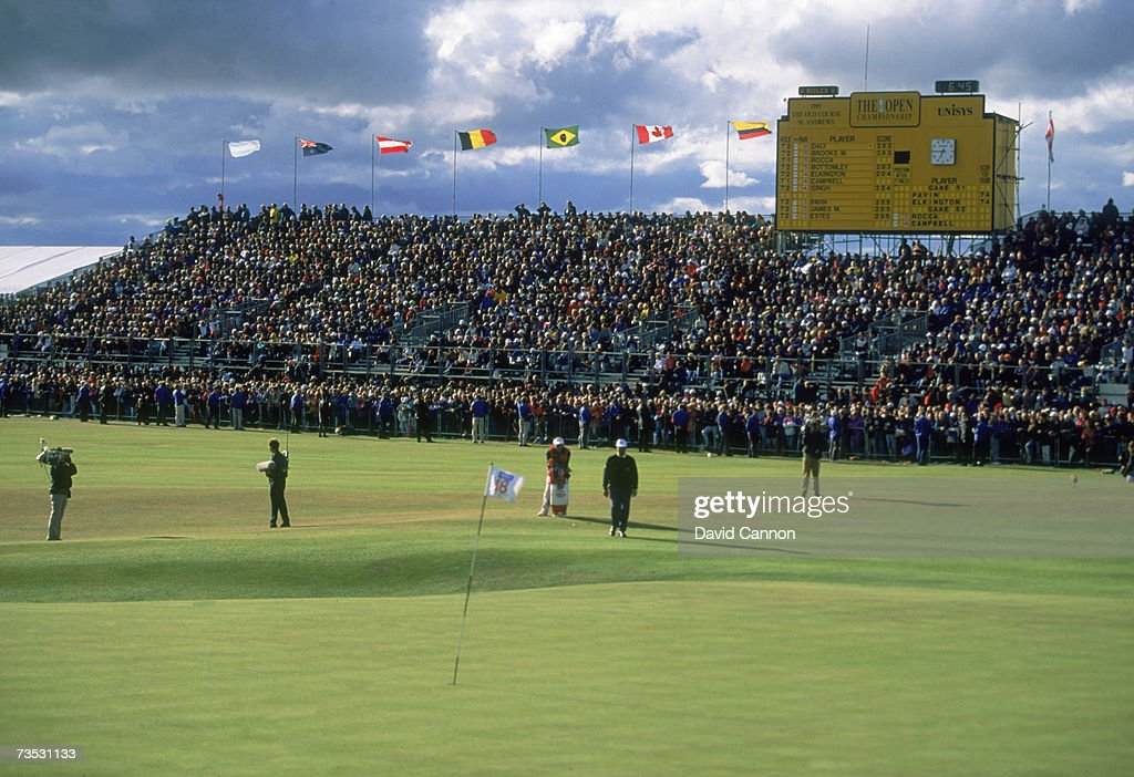 how to read a golf leaderboard
