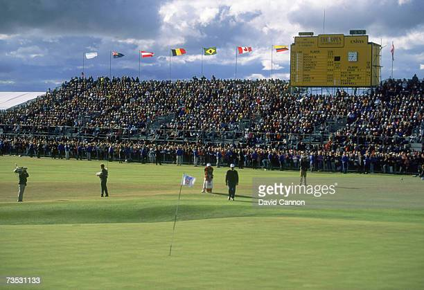 The British Open Golf Championship at St Andrews 23rd July 1995