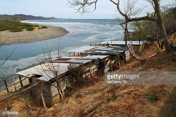 The Brito Inlet may become home to the Pacific outlet of the canal that is set to traverse Nicaragua
