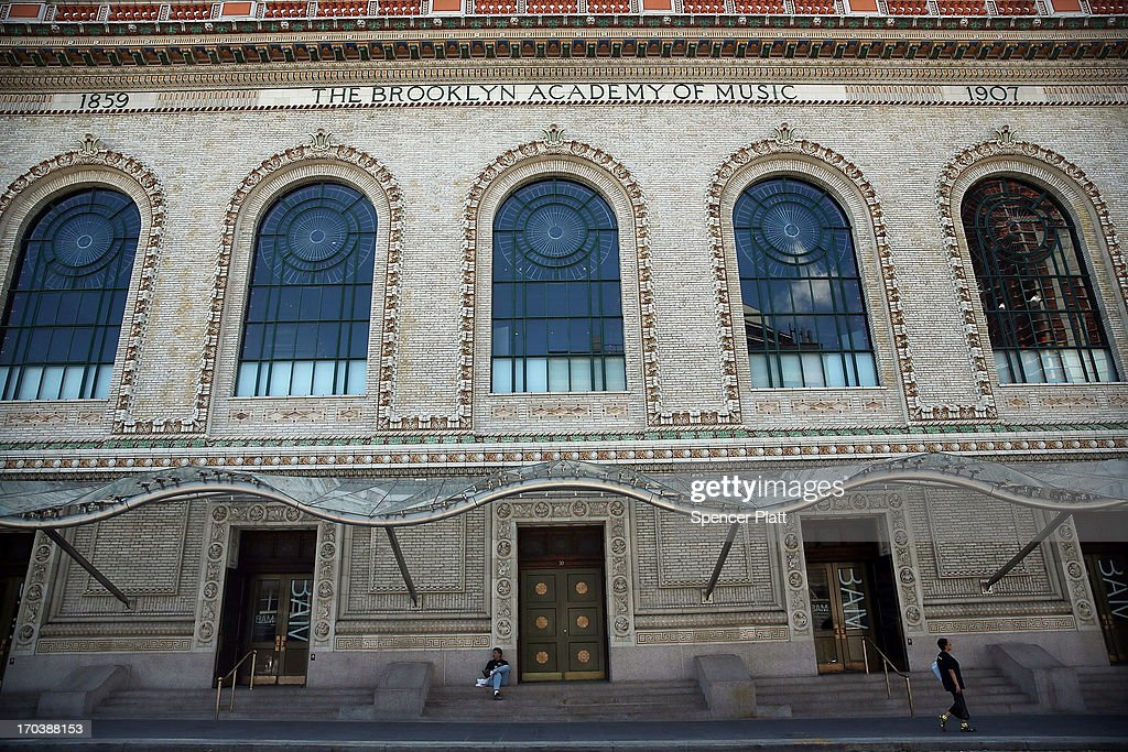 The Brooklyn Academy of Music is viewed in the Fort Green neighborhood a rapidly glowing cultural district of Brooklyn which is located close to...