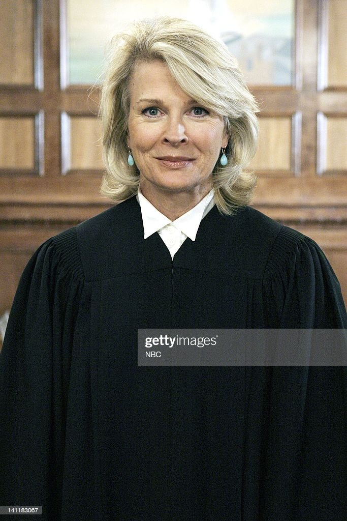 Candice Bergen law and order