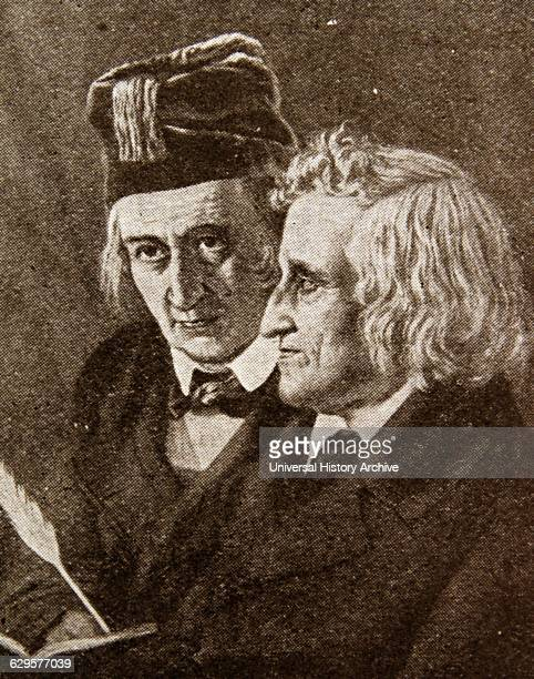 The Brothers Grimm Jakob and Wilhelm two educationists of Gottingen They were among the professors dismissed in 1837 for protesting against the...