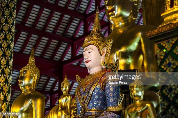 The Buddha of Wat Suan Dorg