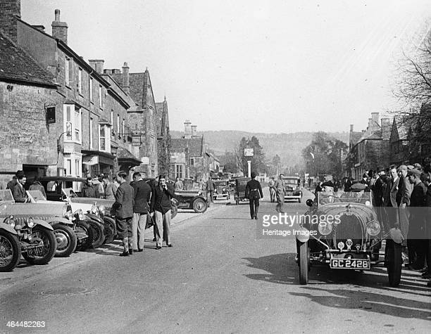The Bugatti Owners Club at Broadway Hereford and Worcester Bugattis lined up in the main High Street The club was founded in 1929 and has been the...
