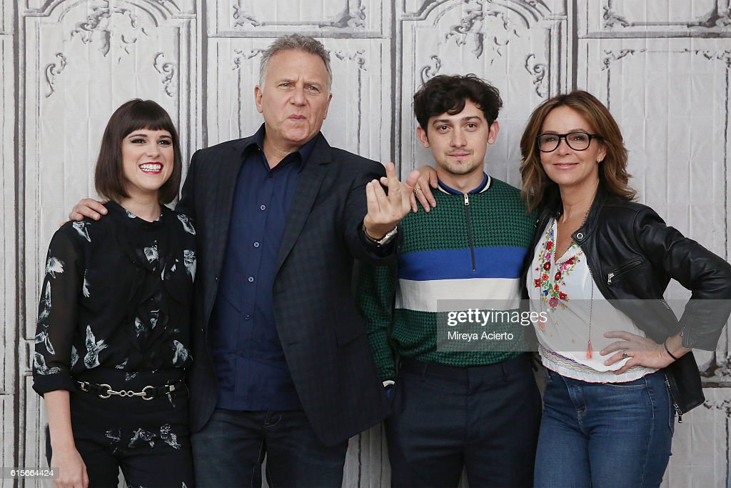 "The Build Series Presents Paul Reiser, Alexandra Socha And Craig Roberts Discussing their Amazon Comedy, ""Red Oaks"""