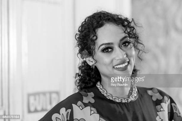 The Build Series presents Miss USA 2017 Kara McCullough at Build Studio on May 18 2017 in New York City