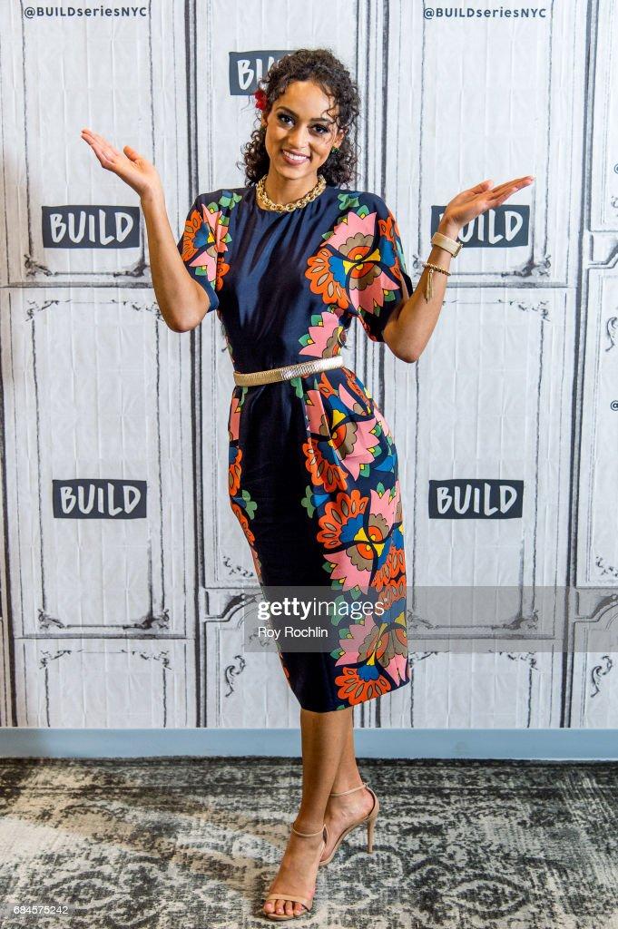 Build Presents Miss USA 2017 Kara McCullough