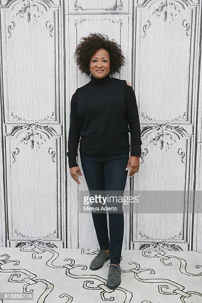 The Build Series presents Wanda Sykes to discuss her new project 'What HappenedMs Sykes' at AOL HQ on October 19 2016 in New York City