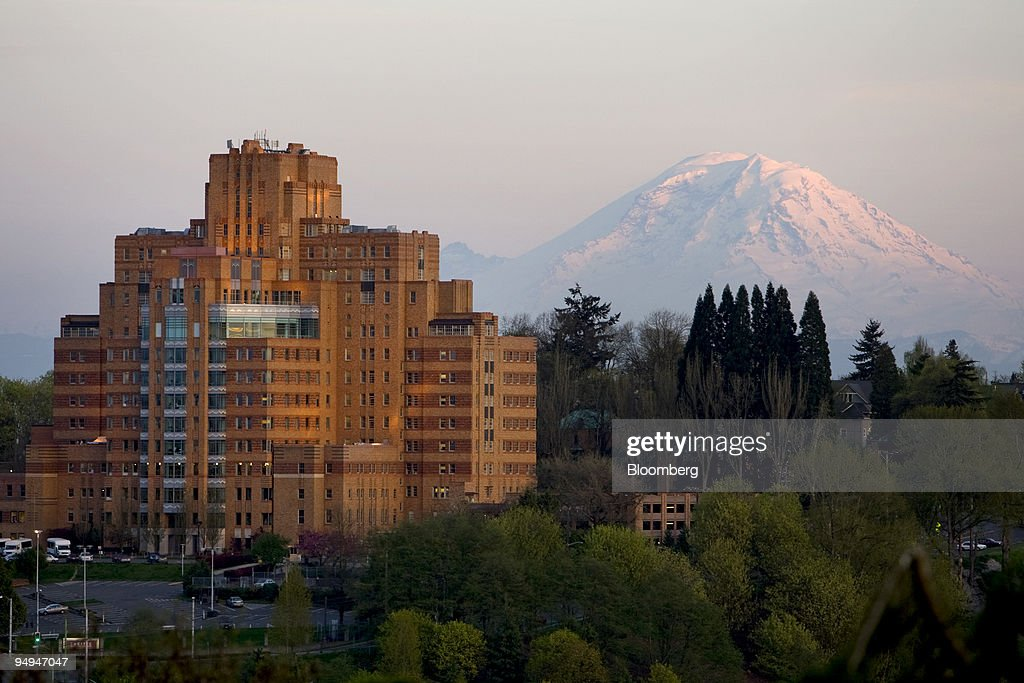 The building housing the headquarters of Amazoncom Inc stands in Seattle Washington US on Tuesday April 21 2009 Amazon the world's largest Internet...