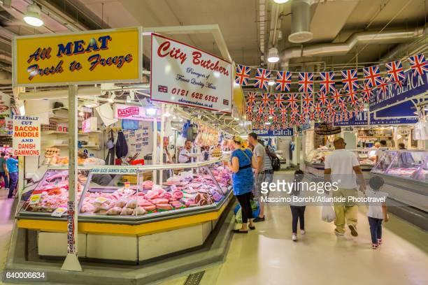 The Bullring Indoor Market