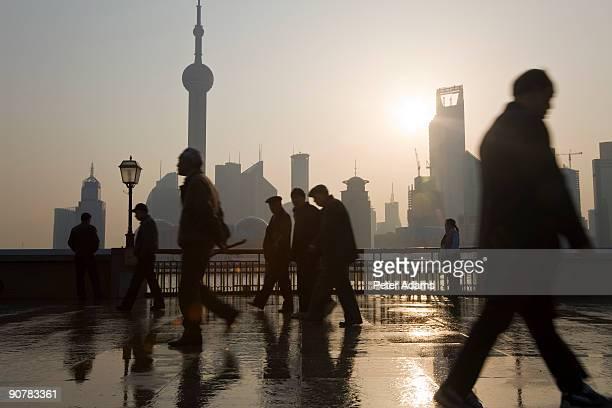 The Bund, Shanghai, China