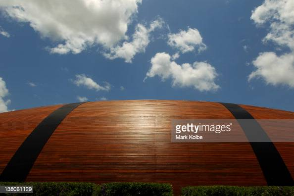 The Bundaberg Barrel building is seen on January 13 2012 in Bundaberg Australia The city of Bundaberg colloquially known as 'Bundy' is located on the...