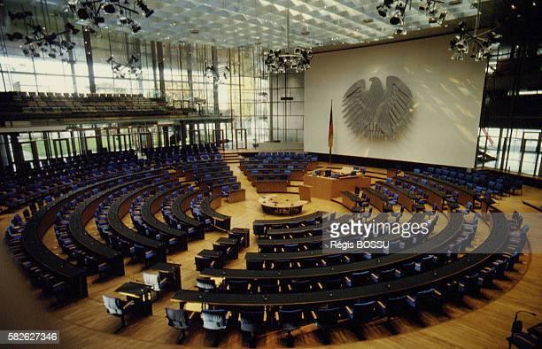 The Bundestag in Bonn