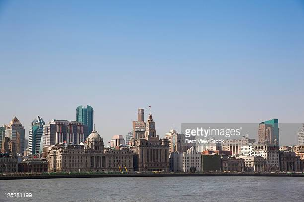 The Bund,Shanghai