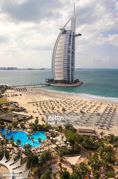 The Burg Al Arab Hotel, Jumeirah Quarter, Dubai