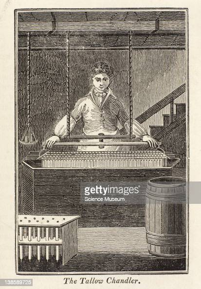 The business of a Tallowchandler consists in making candles of suet or fat and in selling them after they are made In the country the trade of a...