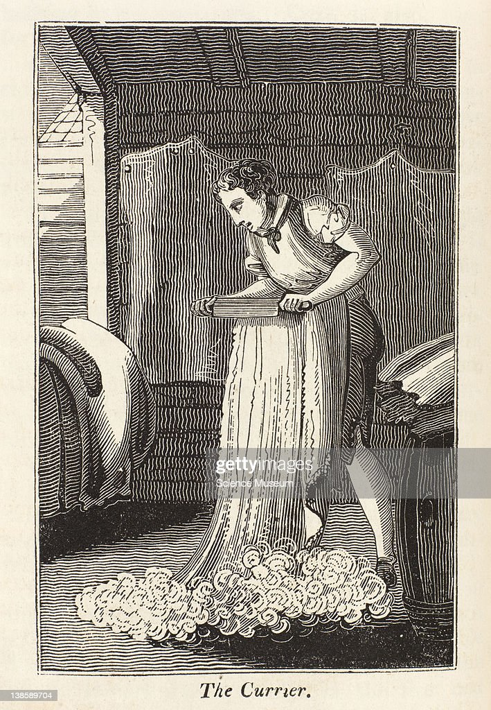 The business of Currier is to prepare hides which have been under the hands of the tanner for the use of shoemakers coachmakers saddlers bookbinders
