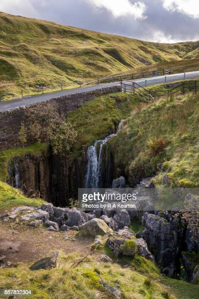 The Buttertubs, North Yorkshire, England