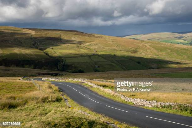 The Buttertubs Pass, Muker, Swaledale, Yorkshire Dales